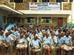 St Dorthy sch. children